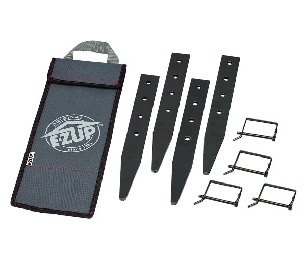 Heavy-Duty Stake Kit 4 Pack